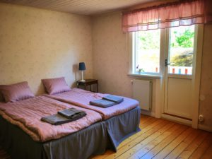 Ida och Albins rum